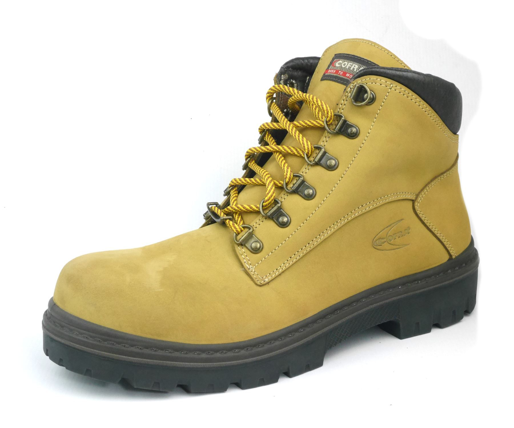 c20954839ee Cofra Asuncion S3 Safety / Work Tan Boots